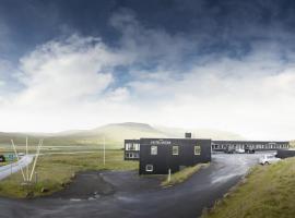 Hotel near Faroe Islands