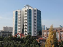 Hotel near Mingəçevir