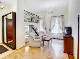 Hotel Photo: Nevsky 79 Apartments