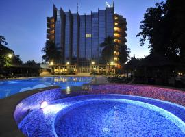 Hotel near Burkina Faso