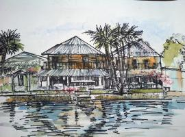 A picture of the hotel: The Riverside Guest House