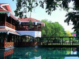 Hotel near Myanmar