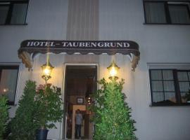 Fotos de Hotel: Airport-Hotel zum Taubengrund