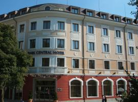 Hotel photo: Hotel Park Central