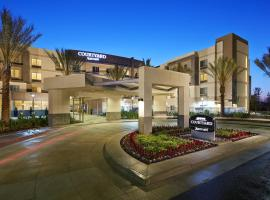 A picture of the hotel: Courtyard Long Beach Airport