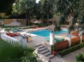 Hotel near 감비아