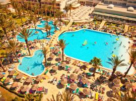 Hotel photo: Houda Golf Beach & Aquapark