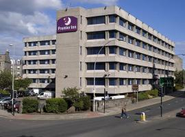 A picture of the hotel: Premier Inn Aberdeen City Centre