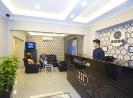 Hotel photo: Hotel The Ferah