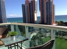 Hotel photo: Apartments in Sunny Isles Collins Avenue