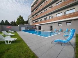 A picture of the hotel: EA Hotel Kraskov