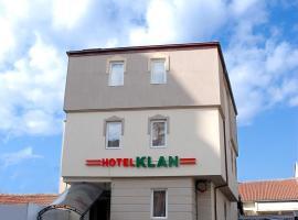 Hotel near Čair