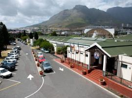 A picture of the hotel: Train Lodge