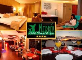 Hotel photo: Nevros Hotel Resort and Spa
