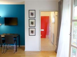 Hotel Photo: Apartment Blue Regensburg