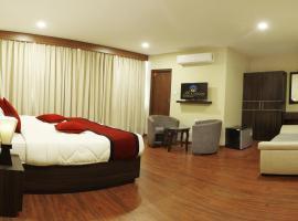 Gambaran Hotel: Hotel Meridian Suite