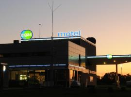 A picture of the hotel: Egas Motel