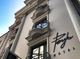 Hotel photo: Peyk Hotel