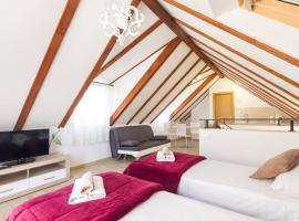 Hotel Photo: Peruzovic Rooms & Apartments