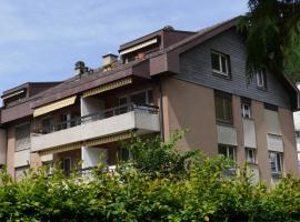 Hotel photo: Urban Apartment Interlaken One