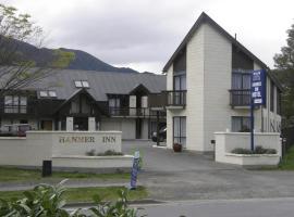 Hotel Photo: ASURE Hanmer Inn Motel