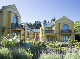 Hotel photo: Franschhoek Country House & Villas