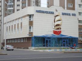 Hotel near Kazakhstan