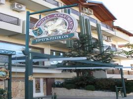 Hotel photo: Hotel Prigipikon