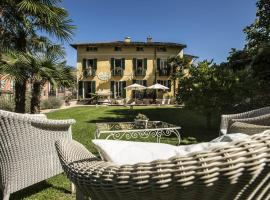 A picture of the hotel: Romantik Hotel Villa Carona
