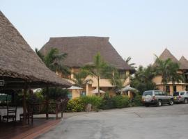 Hotel near Bagamoyo
