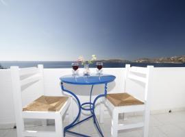 Hotel photo: Stratos Apartments & Studios