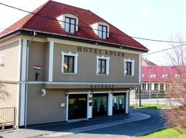 Hotel photo: Adler Hotel