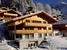 A picture of the hotel: Chalet Mittellegi