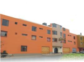 Фотографія готелю: Hotel Chavimochic