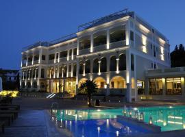 Hotel near grecja