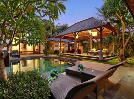 Hotel Photo: The Kampung Ubud Villa