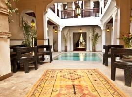 A picture of the hotel: Riad Aladdin