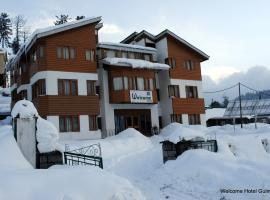 Hotel photo: Welcome Hotel Gulmarg