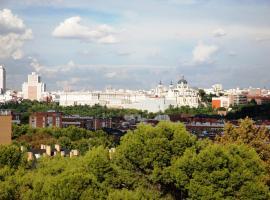 Hotel fotografie: Apartamentos El Capricho de Madrid