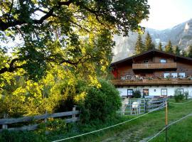 Hotel photo: Haus Berghild