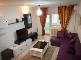 Hotel near Bukarest