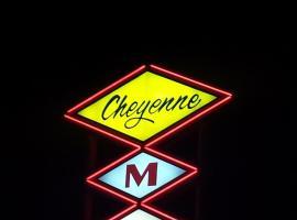 Hotel Photo: Cheyenne Motel