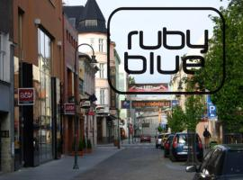 A picture of the hotel: Ruby Blue