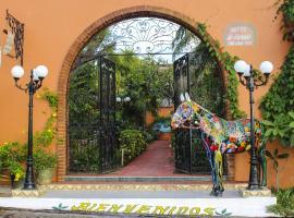 Hotel near 멕시코