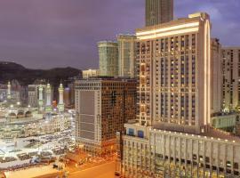 Hotel near Mecca