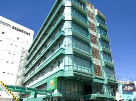 A picture of the hotel: New Dawn Pensionne House