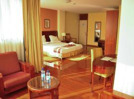 Hotel near Addis Abeba