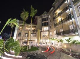 Hotel near Delmas