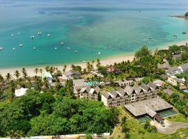 Hotel near Madagascar