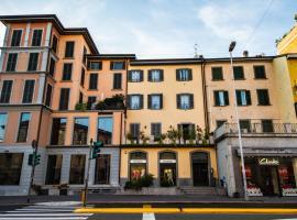 Hotel Photo: Vip Bergamo Apartments